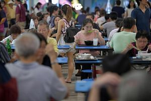 Hawker centres must continue to offer a variety of good-tasting food and some surprises, to keep diners going back.