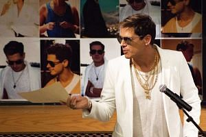"""Mr Milo Yiannopoulos, a flamboyant poster boy of the """"alt-right"""" movement, has drawn criticism for spreading hatred through his writings and public speaking engagements. His planned appearance at the University of California, Berkeley, incited vi"""