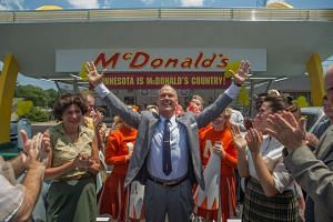 Michael Keaton stars in The Founder as Ray Kroc, the man who turned McDonald's into the global franchise giant it is today.