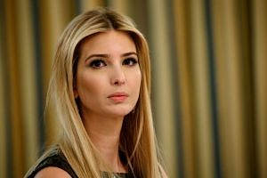 Ivanka Trump attends her father's strategy and policy forum with chief executives of major US companies at the White House, Feb 3, 2017.
