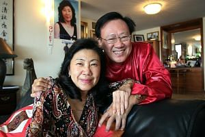 Madam Kay lived with Mr Ng for nearly 30 years. He got dementia around 2012 and was moved back to Johor in 2013.