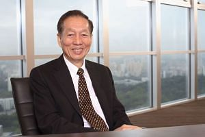 Mr Kua Hong Pak will be stepping down as chief executive of ComfortDelGro on April 30.