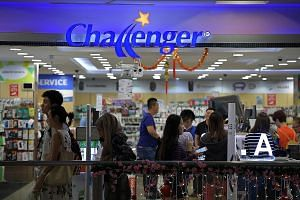 Challenger's multi-channel approach means its e-commerce customers can, for instance, collect their items at a physical store.