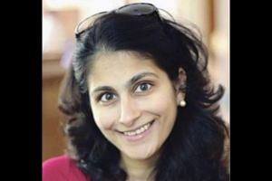 Ms Radhika Angara was killed in the accident in the Botanic Gardens on Saturday.