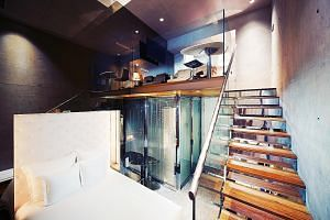 One lucky reader can win a weekend stay at M Social Singapore hotel.