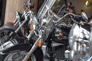 A new three-tiered system for the Additional Registration Fee (ARF) will soon be introduced for motorcycles.
