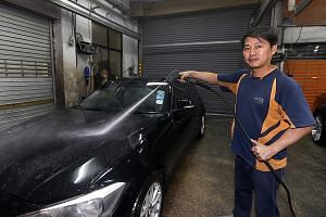 Mr Tan, Groomwerkz's MD, said his firm is unlikely to raise car wash prices as customers may stop using its service.