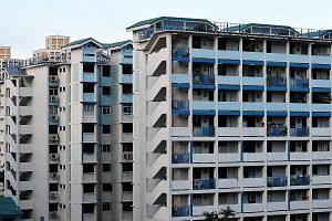 Mr Mak of SLP International Property Consultants said the resale HDB market is a buyer's market, and those hunting for a home should look at other units if sellers raise prices.