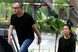 Lim Choon Hong and his wife Chong Sui Foon deprived their maid of food, causing her to go from 49kg to 29.4kg in 15 months.