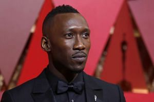 Mahershala Ali, 43, played the mentor to a young black boy in Moonlight.