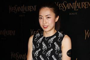 Former Apple Daily reporter Chan Hoi Wan, now estimated to be worth $9 billion, tied the knot with Mr Joseph Lau in December last year.