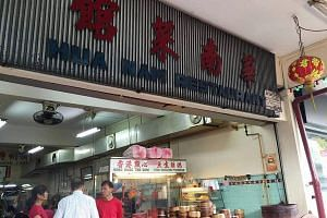 Hua Nam Restaurant is known for its old-school fare and atmosphere.