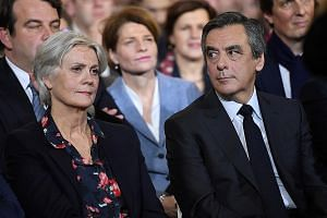 The pressure is mounting on Mr Fillon and his wife, Penelope, with his party's decision-making body meeting this evening