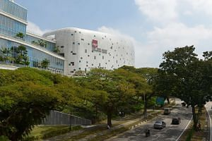 The Institute of Technical Education (ITE) College Central Campus in Ang Mo Kio.