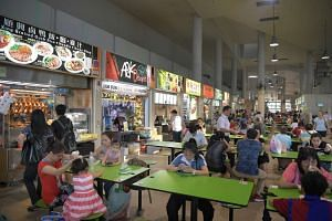 $90 million will be set aside to give a boost to the hawker sector.