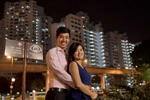 "Mr Quek and Ms Dee, both 24, are hoping that BTO flats with shorter waiting times will be released in Bukit Panjang as they are drawn to the amenities there. ""A shorter waiting time gives us the assurance and room to plan our future,"" said Mr Quek."
