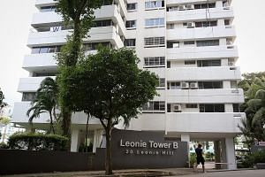 In a novel ruling, the Strata Titles Board says the laws do not allow Leonie Towers' management to dispose of common property.