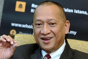 Police stopped the event slated for Saturday in Mr Nazri Aziz's constituency, citing safety concerns.