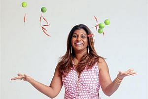 Christina Arokiasamy loves working with Malaysian ingredients but has adapted her recipes to factor in what Americans are able to source in local supermarkets.