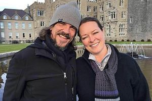 American Kurt Cochran, one of the four killed in the terror attack, was with his wife Melissa on holiday to celebrate their 25th wedding anniversary when they were mowed down. His wife was injured.