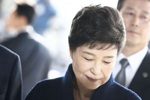 Ousted South Korean president Park Geun Hye is now in her private residence in an upscale Seoul neighbourhood, but a local court will rule on Friday (March 31) on a warrant seeking her arrest.