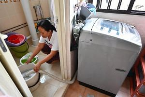 PUB will introduce a four-tick rating for washing machines under the mandatory water efficiency labelling scheme.