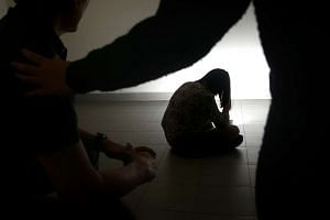 According to figures from the Ministry of Social and Family Development (MSF), there has been a spike in allegations of sexual abuse of children by their own family members. PHOTO: THE NEW PAPER