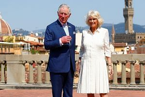 Sally Bedell Smith's Prince Charles: The Passions And Paradoxes Of An Improbable Life (above) is not an authorised biography of Prince Charles (left, with his wife Camilla, Duchess of Cornwall).