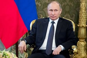 Russian President Vladimir Putin believes that United States cruise missile strikes on a Syrian air base broke international law, news agencies cited the Kremlin as saying on Friday (April 7).