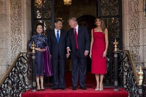 Xi thanked Trump for his hospitality and said the meeting had served the purpose of advancing the US-China relationship.