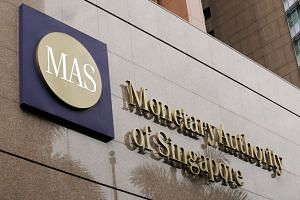 The Monetary Authority of Singapore said it will maintain its rate of appreciation of the Singapore dollar at zero per cent, as widely expected.