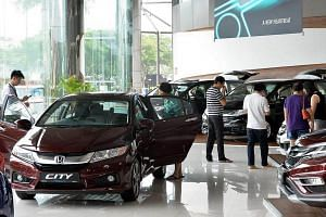 Car buyers will have fewer certificates of entitlement (COEs) to bid for in the next three-month quota, starting next month.