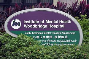 Transgender Singaporeans have a new avenue for help in the Institute of Mental Health.