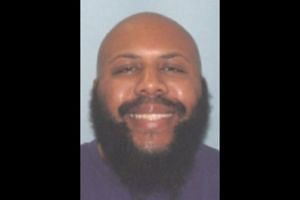 The man identified as Steve Stephens suspected of carrying out the killing of the elderly man as he streamed it live on Facebook.