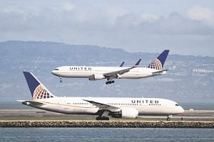 Spokesman Maggie Schmerin said United Airlines has issued an updated policy to make sure crews travelling on their aircraft are booked at least 60 minutes prior to departure.