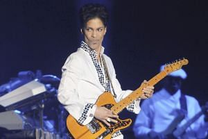 The previously unreleased Prince music is scheduled to come out digitally on Friday (April 21), exactly one year after Prince's death.