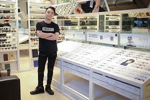 Under Mr Shuji Tanaka's charge, Japanese eyewear chain Owndays has expanded to more than 180 stores in 10 countries.