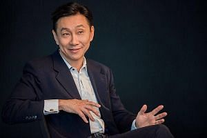 Mr Bill Ng has stated that he intends to list the ailing local league on the Singapore stock exchange in five years.