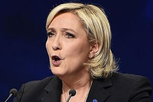 [] National Front leader Marine Le Pen, 48, could become France's first far-right president since World War II.