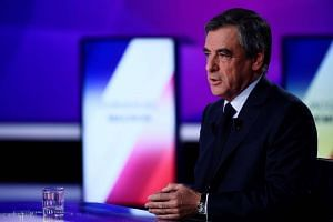 Francois Fillon's campaign was plunged into crisis when it was reported that his wife had been paid hundreds of thousands of euros for doing little work.