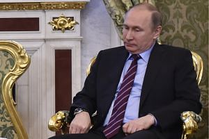 The Moscow-based Russian Institute for Strategic Studies is controlled by President Vladimir Putin.