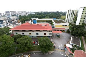 Damai Primary School had formerly taken in Bedok West Primary in 2015. It will now take in East Coast Primary from 2019.