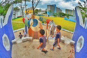 Toa Payoh makeover under HDB's Remaking Our Heartland programme to include quirky street furniture, new public housing projects.