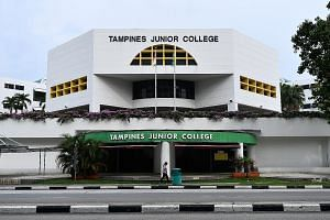 Tampines Junior College will be merging with Meridian Junior College at the latter's site in 2019, one of four JCs slated to move then. Despite having only 19 JCs to choose from, all secondary school graduates who qualify for JC at the end of next ye