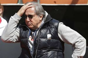Ilie Nastase was kicked out of the Fed Cup tie between Romania and Britain on Saturday (April 22) after swearing at the umpire, Anne Keothavong and Johanna Konta.