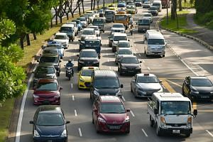 According to the Land Transport Authority, the COE supply for commercial vehicles will rise from an average of 322 per month now to 2,168 per month for the May-July quota period.
