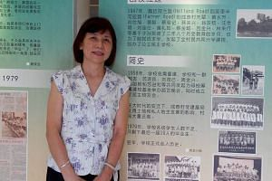 Mrs Quek-Ng Siew Fong was senior deputy director at MOM's foreign manpower management division.