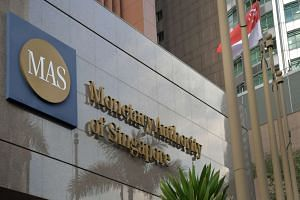 The Monetary Authority of Singapore noted that inflation will continue inching up this year.