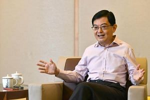 Finance Minister Heng Swee Keat will take over the reins of a national council overseeing skills and innovation efforts.