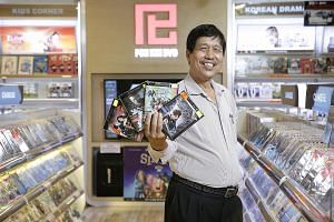 Poh Kim Video founder Lim Chee Yong is banking on selling 4K DVDs, which he believes will appeal to film buffs as the ultra high-definition resolution shows up even the finest wrinkles on a subject's face.